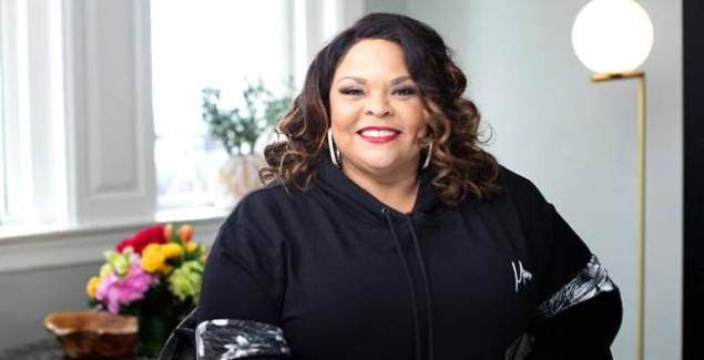 Tamela Mann New Ambassador For Weight Watchers