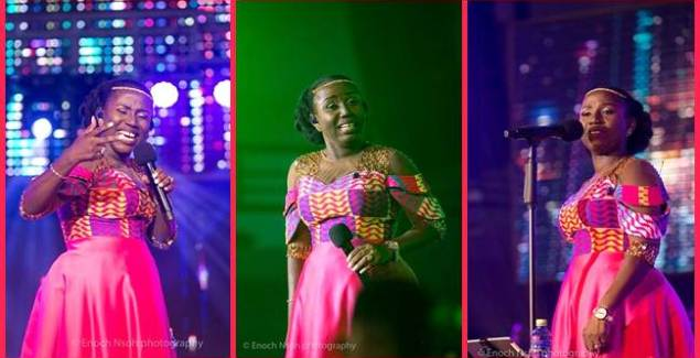 Diana Hamilton - Nsenkyerene Nyankopong (Official Music Video)