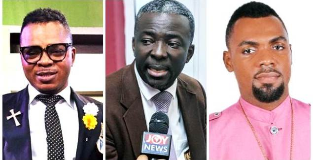 Rev Obofour, Obinim, I Command Collapse of their Church - Papa Shee