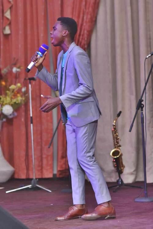 Derrick Ghanaian Gospel Act, Ohemaa Eunice Launches Si Nkete Album + Photos