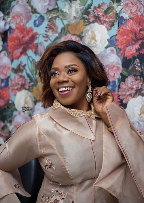 Piesie Esther Makes a Statement with New Look