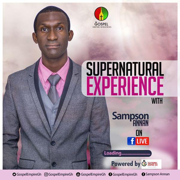 Sampson Annan - Supernatural Encounter