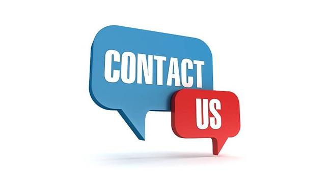 Contact GospelEmpireGh.Com