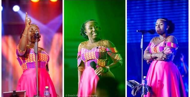 Diana Hamilton - Nsenkyereni Nyankopon (Music Download)