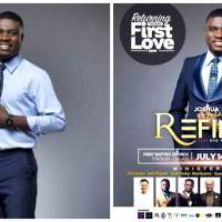 Joshua Ahenkorah to Headline 'Returning to Our First Love' 2019