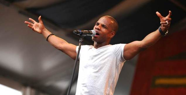 Kirk Franklin Condemns 'White-Washing' of Christianity