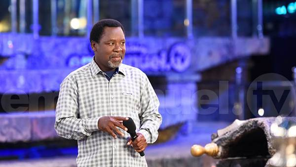 Prophet TB Joshua At 56 : 20 Facts You Dont Know About Him