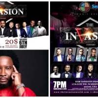 The Invasion Concert 2019 By Sonnie Badu