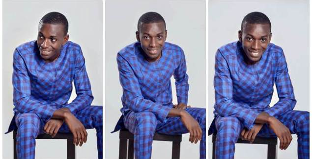 Former Hiplife Artiste Yaw Siki Makes Interesting Fashion Statement