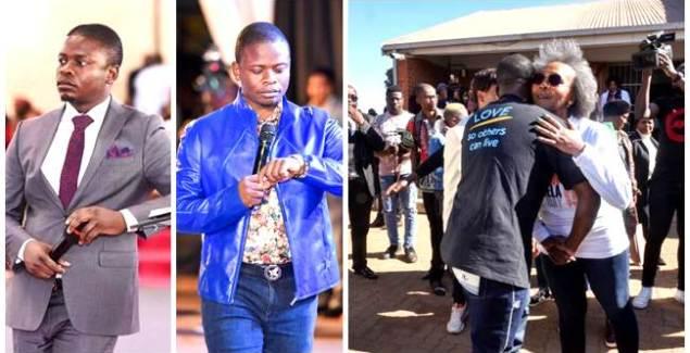 Mandela Family Hails Bushiri for Continuously Honouring Madiba's Legacy