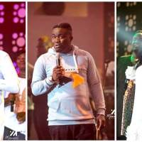 Jeshurun Okyere, Joe Mettle Others Thrill Thousands at August Worship