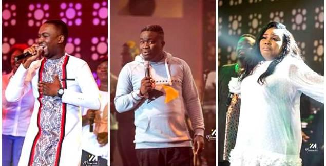 Jeshurun Okyere, Joe Mettle Others Thrill Thousands at August Worship
