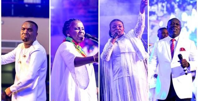 Ohemaa Mercy Repeats History With Tehillah Experience 2019 + Photos