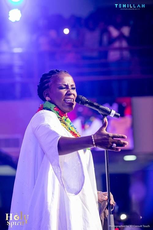 Ohemaa Mercy Repeats History With 2019 Tehillah Experience + Photos