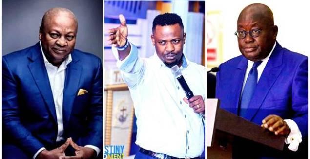 John Mahama Is Winning 2020 Elections Hands Down – Prophet Nigel