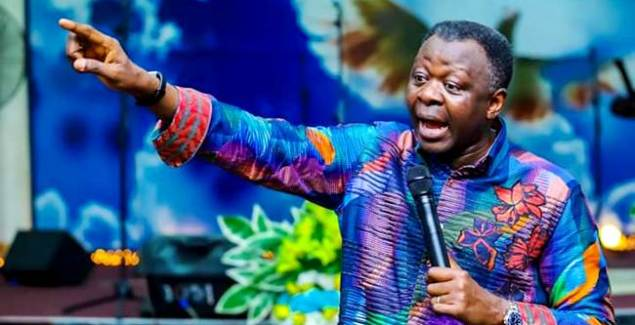Competition Among Entertainers is Senseless – Rev Eastwood Anaba
