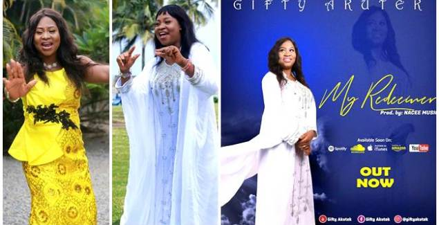 Gifty Akutek - My Redeemer (Official Music Video)