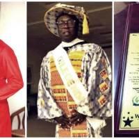 Kofi Sarpong Receives Honorary Doctorate in Jerusalem