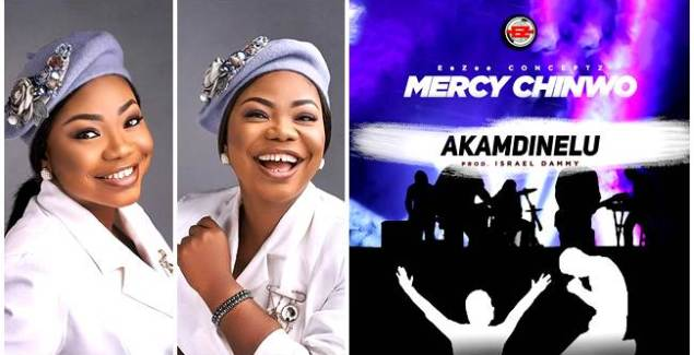 Mercy Chinwo (MM1) – Akamdinelu (Music Download)