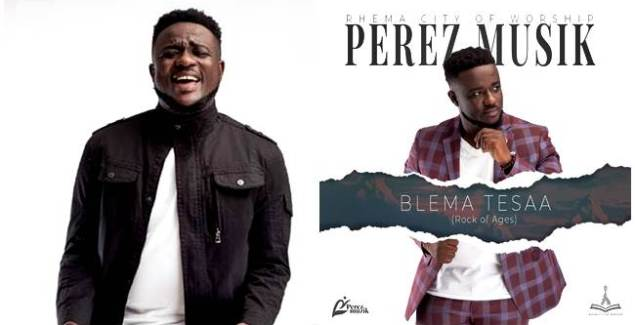 Perez Musik - Blema Tesaa (Rock of Ages) (Official Live Video)