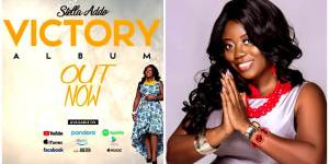 Gospel Diva Stella Addo Surfaces Once Again with 'Victory'