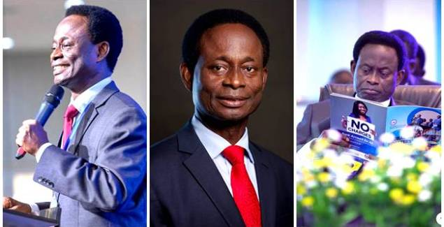 I'll Lead Demo Against Legalising Homosexuality – Apostle Onyinah