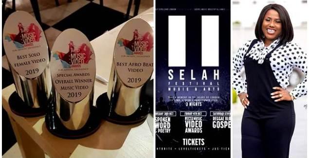 Jump Music Video Awards 2019: Diana Hamilton Grabs Three Awards
