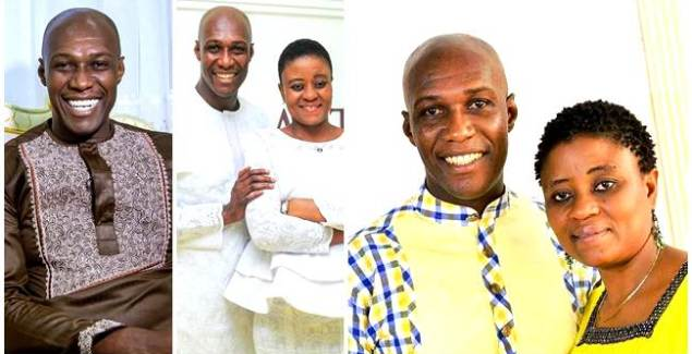 Prophet Oduro and Lady Pastor Oduro, Celebrate 20 Years Of Marriage