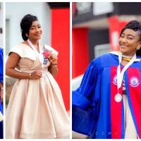 I Cancelled Lectures To Minister But God Made All Successful – Ruth Adjei
