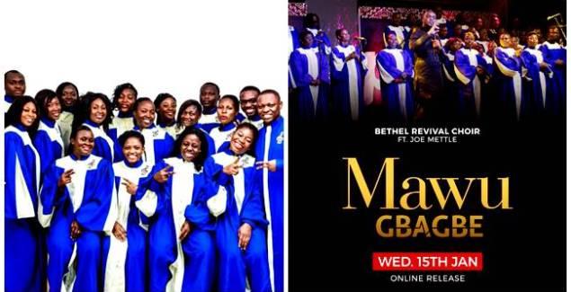 Bethel Revival Choir ft Joe Mettle - Mawu Gbagbe (Official Music Video)