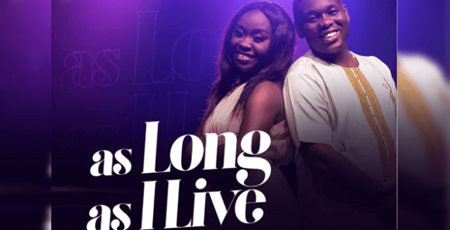 Alexandrah ft Bra Kweku – As Long as I live (Official Live Video)