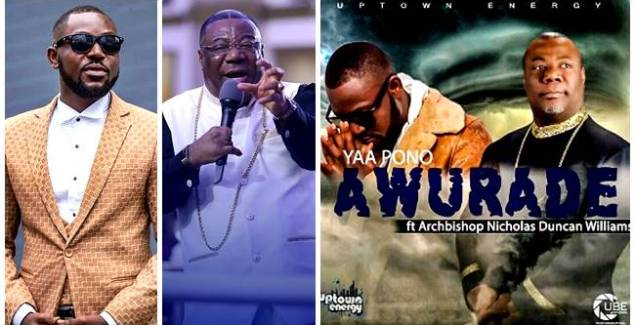 Archbishop Duncan-Williams Rejects Yaa Pono's Music Offer