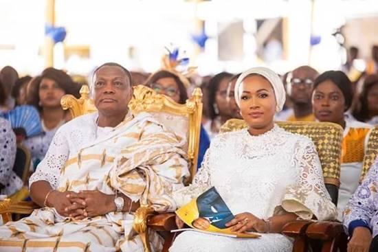 Samira Bawumia & Others Grace Sam Korankye's 60th Bday Celebration