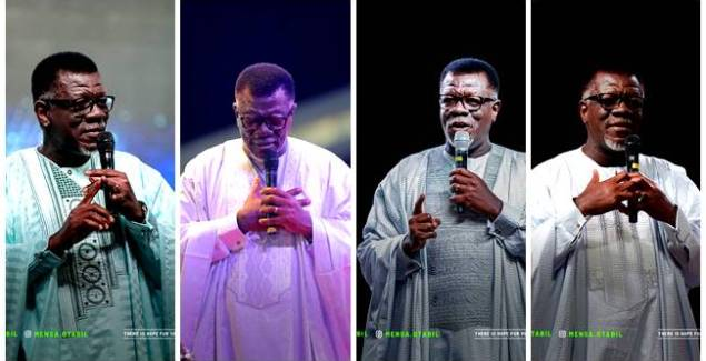 "COVID 19: ""Don't fear, We'll Survive It"" – Pastor Mensa Otabil"