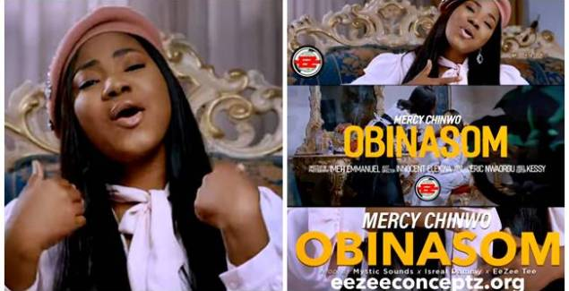 Mercy Chinwo – Obinasom