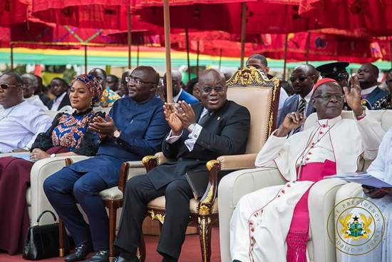 Nat'l Cathedral Will be an Iconic African Monument – Akufo-Addo