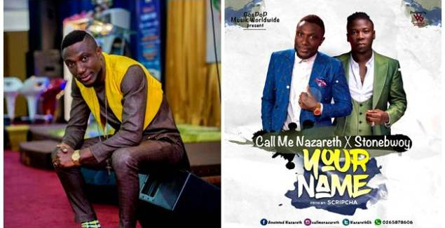 Nazareth ft Stonebwoy - Your Name (Official Music Video)