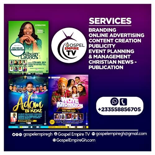 Gospel Empire Gh Services