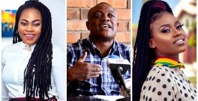 'Place a Court Injunction on Your Managers' - Maurice Ampaw to Joyce Blessing, Eshun