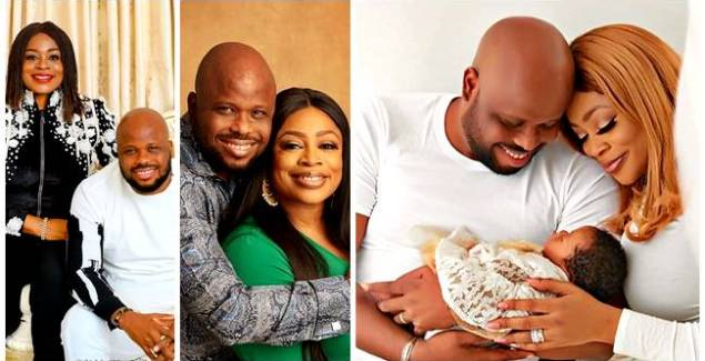 anniversary - We've Cried, Fought, Won Battles - Sinach and Husband Celebrate 6th Wedding Anniversary