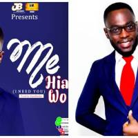 "NVMgh Productions Signee Jude Boakye Unveils New Single Dubbed ""Me Hia Wo (I Need You)"""