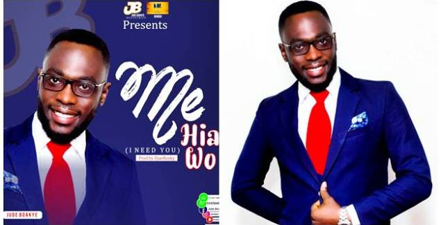 """NVMgh Productions Signee Jude Boakye Unveils New Single Dubbed """"Me Hia Wo (I Need You)"""""""
