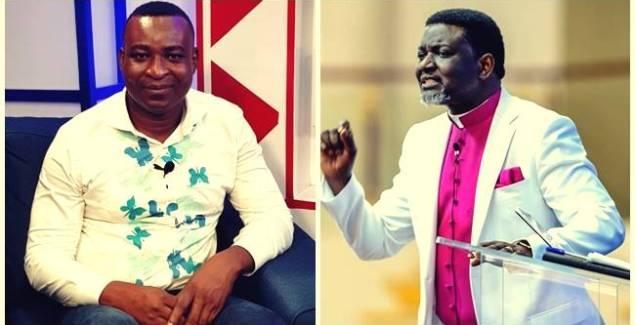 You Are Backsliding and Jesus Would Lash You- Wontumi Tells Agyinasare