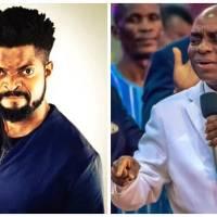 Basketmouth Reacts To Bishop Oyedepo's Tweet On Tithing