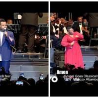 VaShawn Mitchell ft Ntokozo Mbambo & Joe Mettle - Amen (Official Music Video)