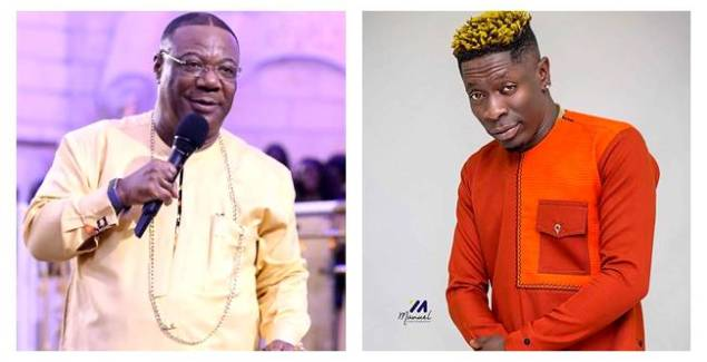 May You Be a Game Changer and a Wonder to Your Generation – Archbishop Duncan Williams to Shatta Wale on his Birthday