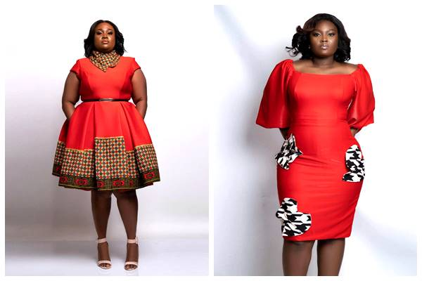 Gospel Singer Diana Hamilton Unveils New Clothing Line - DH by DH