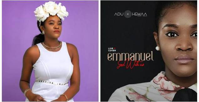 Aduhemaa - Emmanuel God With Us (Live Cover) (Music Download)