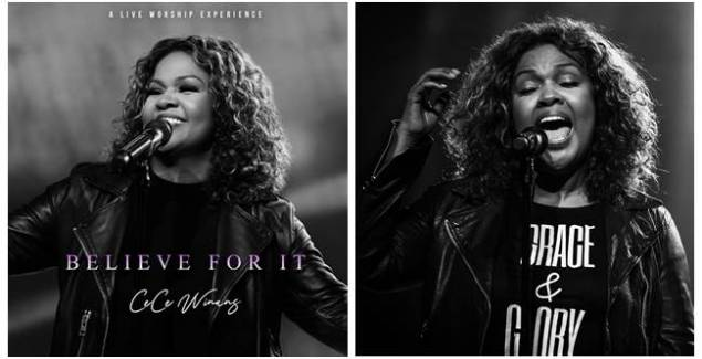 CeCe Winans Ready To Inspire The World With First Live Recording