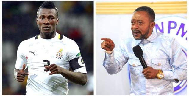 No Pastor Forces their Church Members to Give them Money – Owusu Bempah to Asamoah Gyan